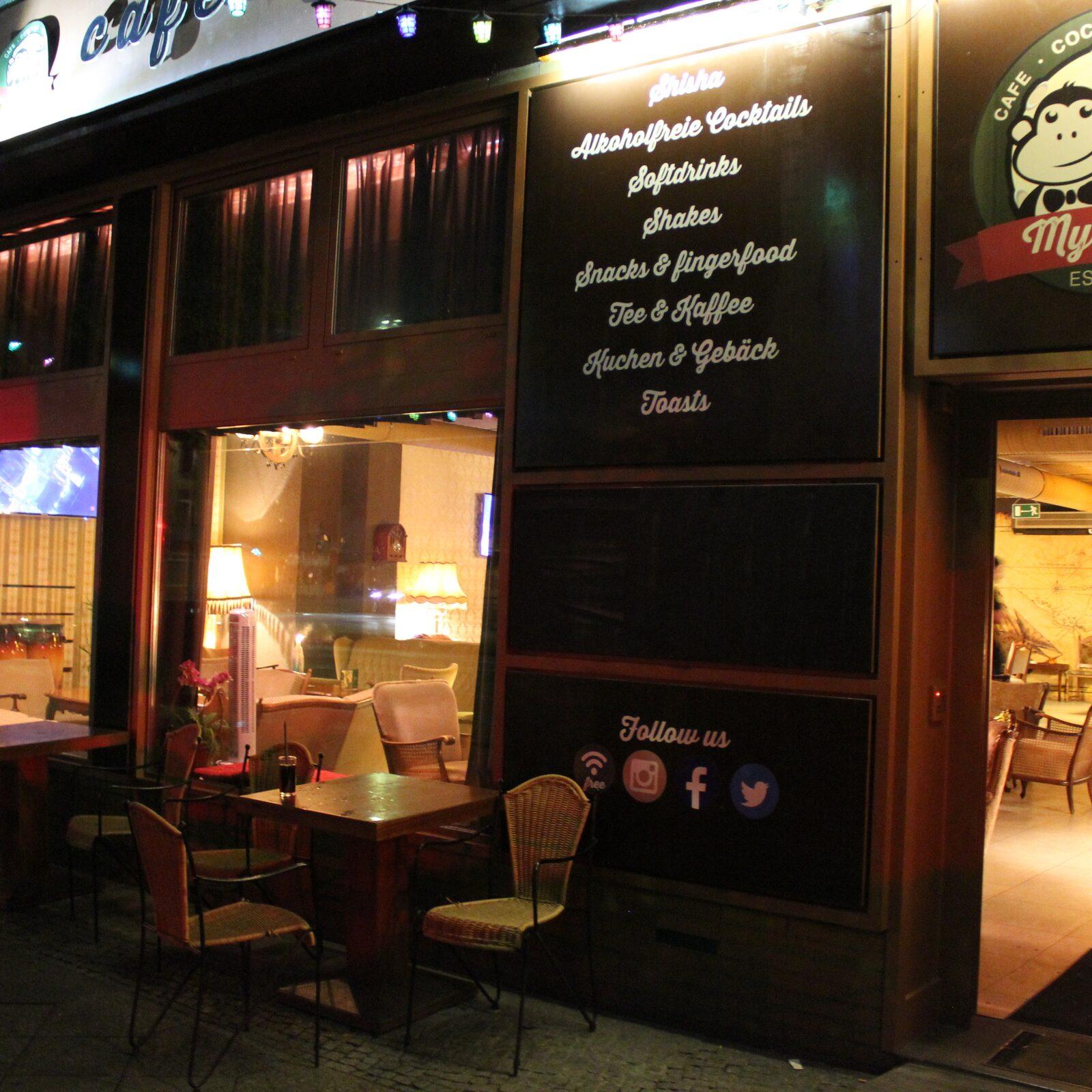 Cafe Wohnzimmer Berlin Shisha